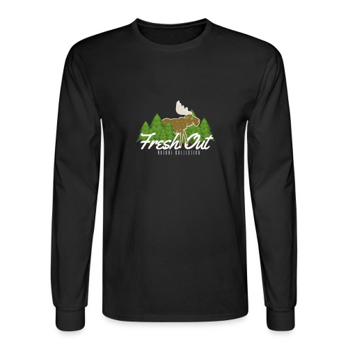 Fresh Out Nature Collection - Men's Long Sleeve T-Shirt