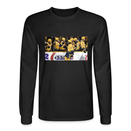 subban pk 2 - Men's Long Sleeve T-Shirt