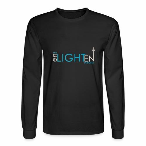 The enLIGHTenUP Podcast - Men's Long Sleeve T-Shirt
