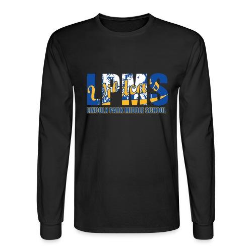 LPMS See Thru - Men's Long Sleeve T-Shirt