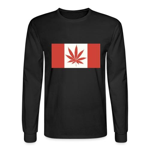 Canada 420 - Men's Long Sleeve T-Shirt