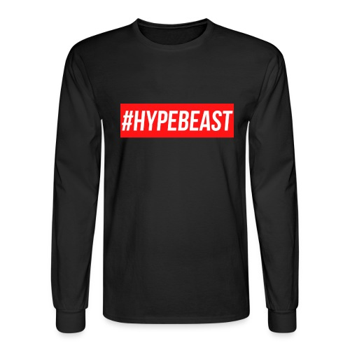 #Hypebeast - Men's Long Sleeve T-Shirt