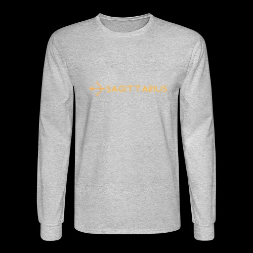 Sagittarius - Men's Long Sleeve T-Shirt