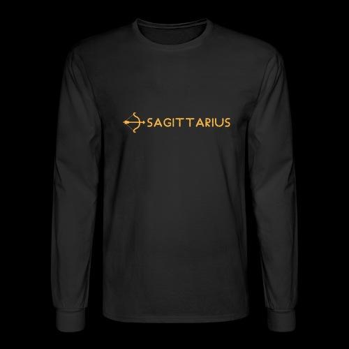 Sagittarius - Men's Long Sleeve T-Shirt