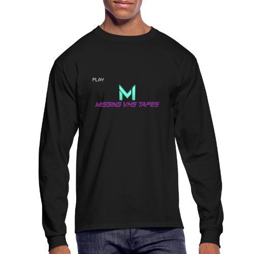 MVT updated - Men's Long Sleeve T-Shirt