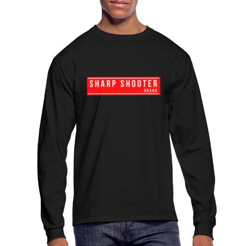 SHARP SHOOTER BRAND 1 - Men's Long Sleeve T-Shirt