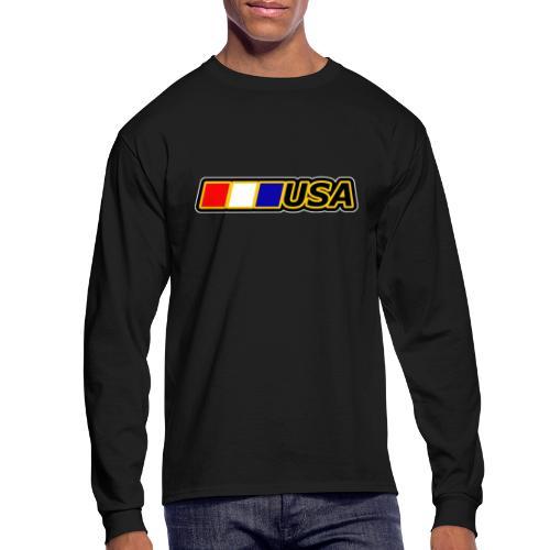 USA - Men's Long Sleeve T-Shirt