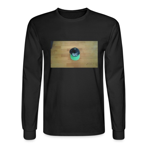 Hat boy - Men's Long Sleeve T-Shirt