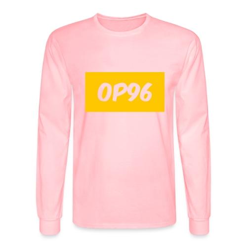 OP96FirstLogo - Men's Long Sleeve T-Shirt