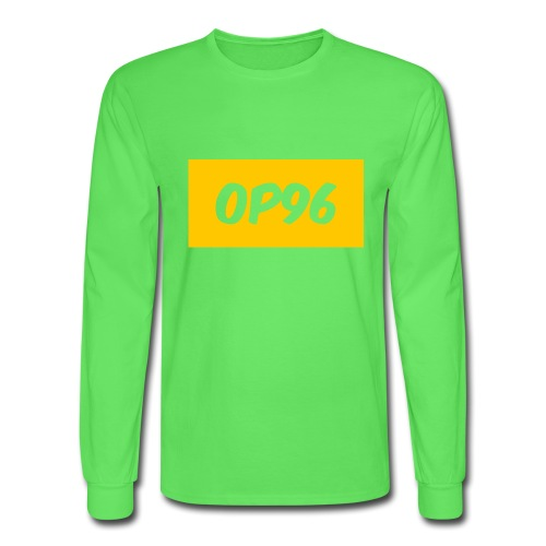 OP96FirstLogo - Men's Long Sleeve T-Shirt