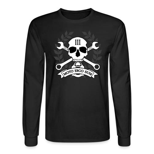 Moto Ergo Sum - Men's Long Sleeve T-Shirt