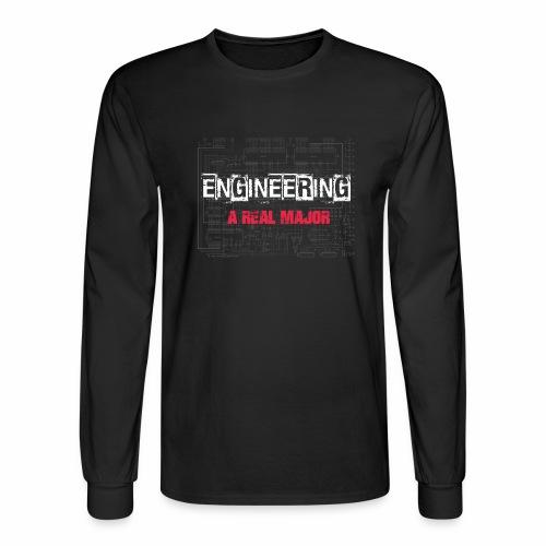 Electrical Engineering T Shirt - Men's Long Sleeve T-Shirt