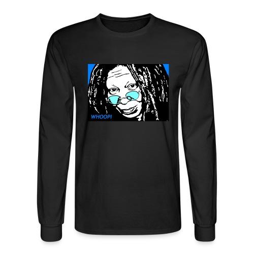 WHOOPI - Men's Long Sleeve T-Shirt
