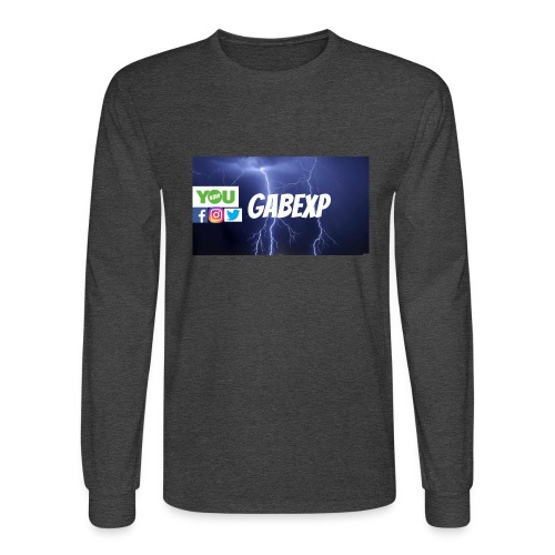 gabexp 1 - Men's Long Sleeve T-Shirt