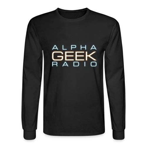AGR Logo - Men's Long Sleeve T-Shirt
