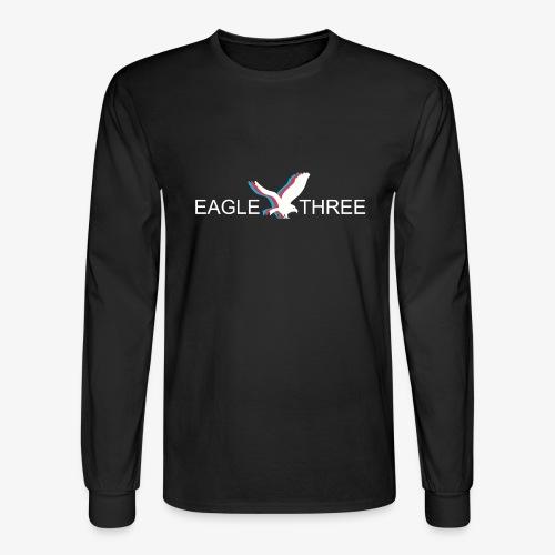 EAGLE THREE APPAREL - Men's Long Sleeve T-Shirt