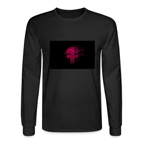 hkar.punisher - Men's Long Sleeve T-Shirt