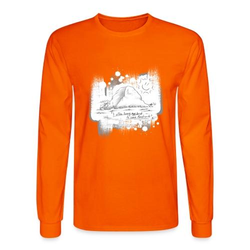 Listen to Hardrock - Men's Long Sleeve T-Shirt