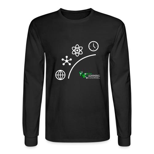 Matter Energy Space Time - Men's Long Sleeve T-Shirt