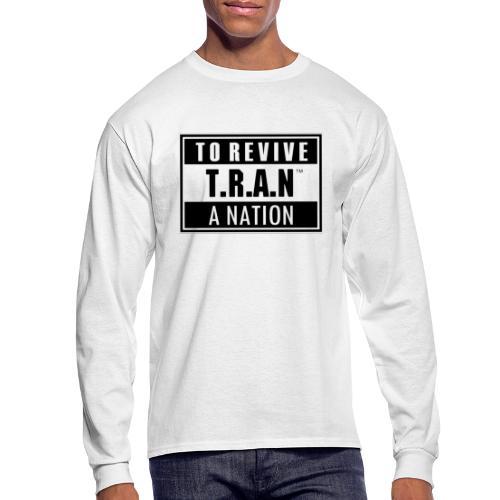TRAN PA jpg - Men's Long Sleeve T-Shirt