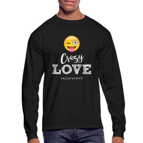 Crazy Love - Men's Long Sleeve T-Shirt