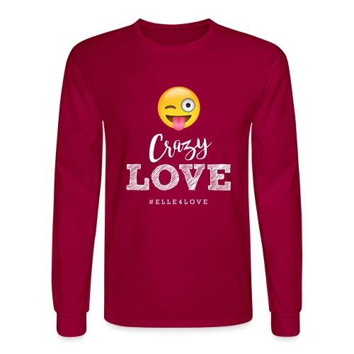 Crazy Love - Men's Long Sleeve T-Shirt