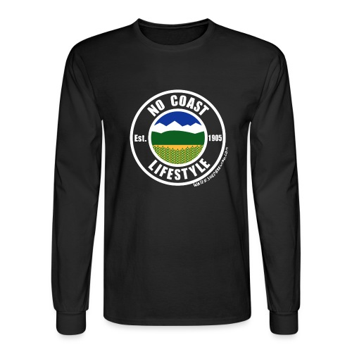 NCL Alberta - Men's Long Sleeve T-Shirt