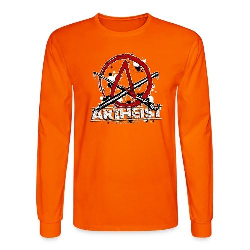 Artheist - Men's Long Sleeve T-Shirt