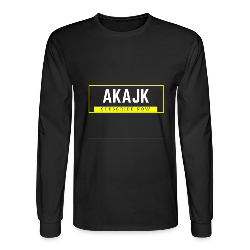 Subscribe Now!! - Men's Long Sleeve T-Shirt