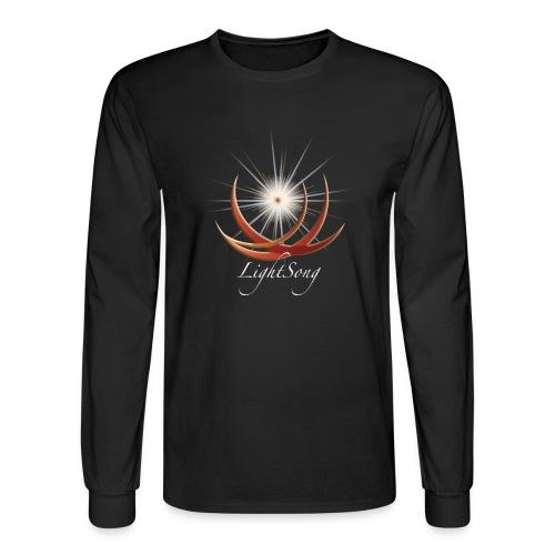 LightSong Logo - Men's Long Sleeve T-Shirt