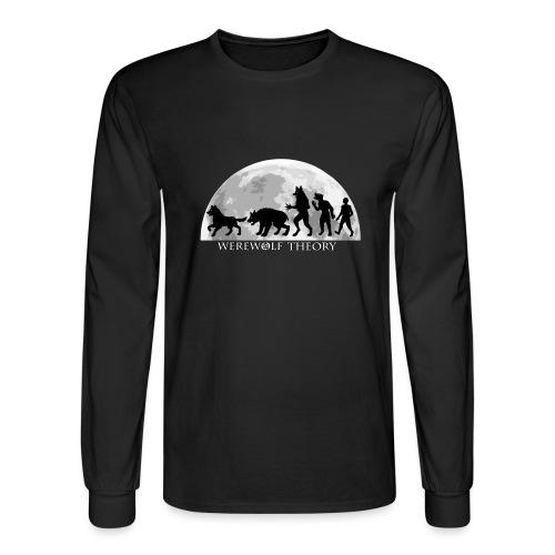 Werewolf Theory: Change - Men's Long Sleeve T-Shirt