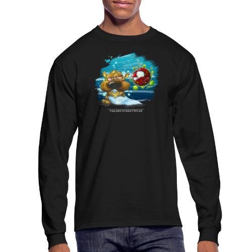 the tragic of life - Men's Long Sleeve T-Shirt
