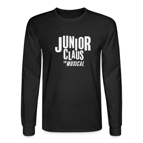 Junior Claus - Men's Long Sleeve T-Shirt