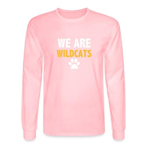 We Are Wildcats - Men's Long Sleeve T-Shirt