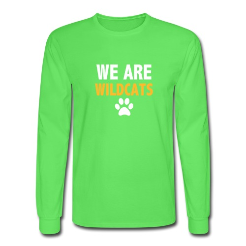 We Are Wildcats - Men's Long Sleeve T-Shirt