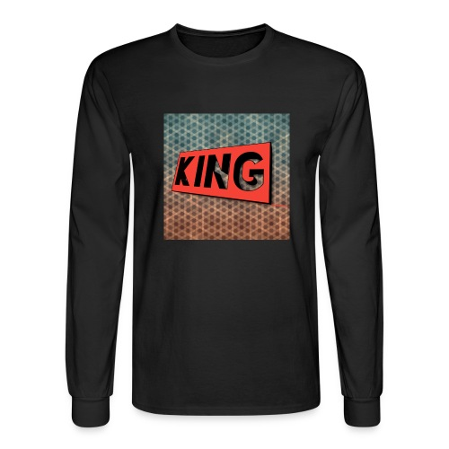 kingcreeper7972 logo - Men's Long Sleeve T-Shirt