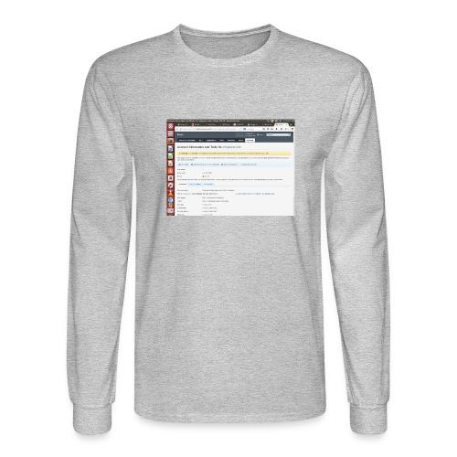 Screenshot from 2016 09 07 02 14 53 - Men's Long Sleeve T-Shirt