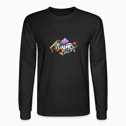 Naem 1.0 - Men's Long Sleeve T-Shirt