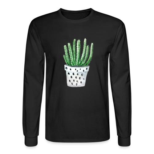 Cactus - Men's Long Sleeve T-Shirt