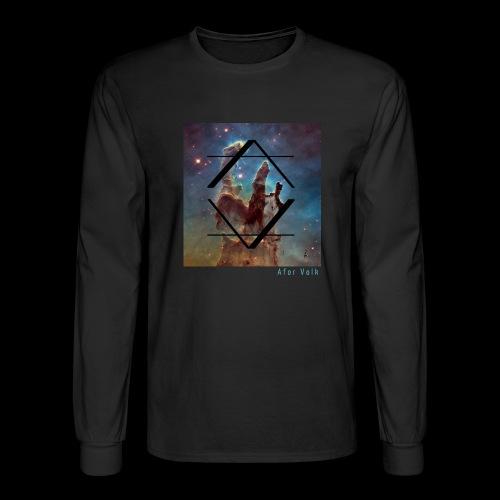Afor Shirt Volk V1 - Men's Long Sleeve T-Shirt