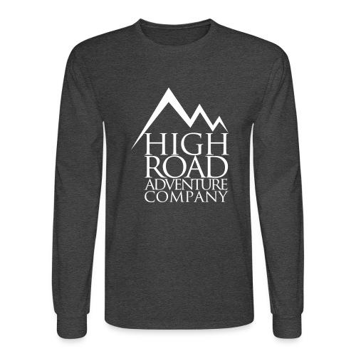 High Road Adventure Company Logo - Men's Long Sleeve T-Shirt