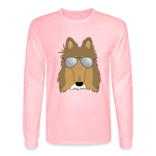 Cool Collie - Men's Long Sleeve T-Shirt