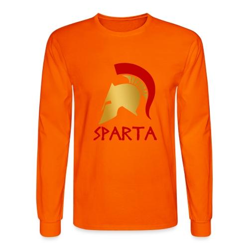 Sparta - Men's Long Sleeve T-Shirt