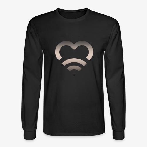 I Heart Wifi IPhone Case - Men's Long Sleeve T-Shirt