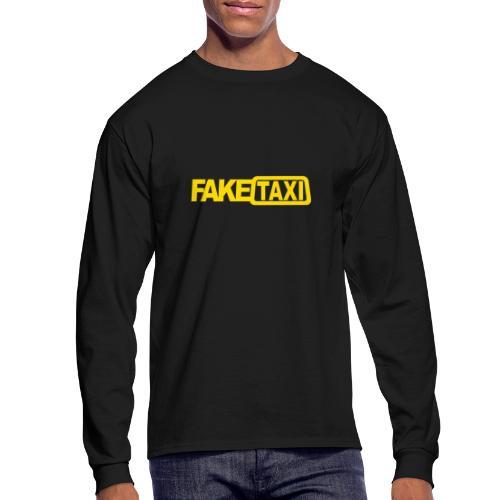 FAKE TAXI Duffle Bag - Men's Long Sleeve T-Shirt