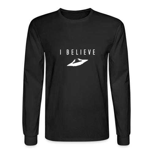UFO I Believe - Men's Long Sleeve T-Shirt
