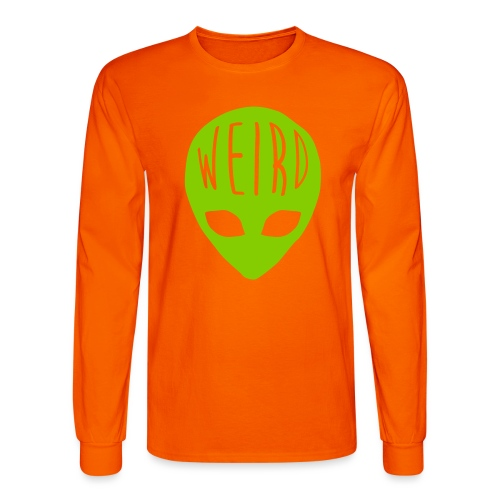 Out Of This World - Men's Long Sleeve T-Shirt