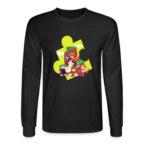 banjo - Men's Long Sleeve T-Shirt