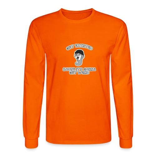 Colon Dwarf - Men's Long Sleeve T-Shirt
