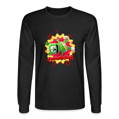 Gummibär Starburst - Men's Long Sleeve T-Shirt